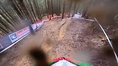 Somehow the Middle of the GoPro Stayed Clean for Jack Moir's World Champs Run