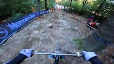Gee Atherton Previews the Maribor WC Track