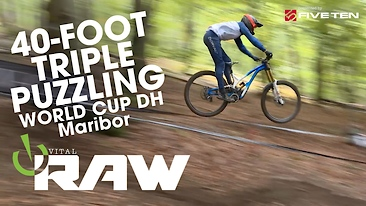 BIG GAP, BIG CASES!- Vital RAW MARIBOR Race 2