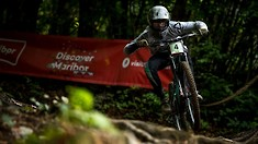 Propain Factory Racing's Gritty Battle at Maribor Round Two