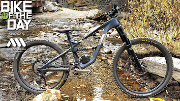 Bike of the Day: Guerrilla Gravity MegaSmash