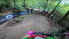 Sailing Down Maribor Round 2 - Jack Moir's Race Run POV