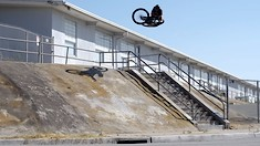 BMX Rider Christian Rigal Enjoys the Luxury of Having Suspension, Still Crashes Onto Concrete