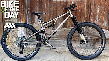 Bike of the Day: Kingdom Bikes XFS Lite