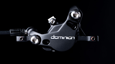 Carbon Lever, Ti Hardware, and More Trickery Create the Limited Edition Dominion Brake