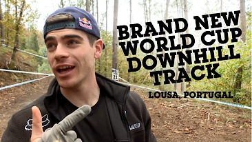 TRACK WALK - Lousa World Cup Downhill