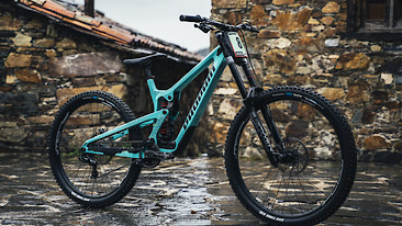 Propain Factory Racing is Testing a New Downhill Bike