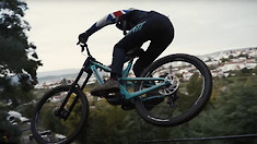 Catch Propain's Prototype DH Bike in Action at Round 1 of the Lousa World Cup