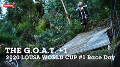 THE GOAT+1 | Lousa World Cup DH Race 1