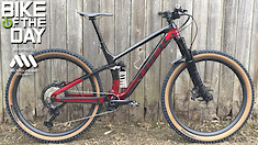 Bike of the Day: Trek Fuel EX