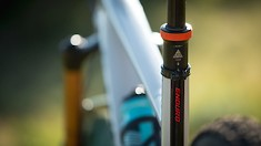 A Pop of Color for Your Dropper: Introducing the New Loam Dropper Post From PNW Components