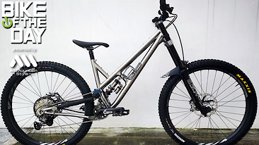 Bike of the Day: Tikbalang MK2 Downhill Enduro