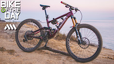 Bike of the Day: Specialized S-Works Enduro