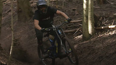 Not IMBA Sanctioned...Eliott Lapotre Does a Little Digging and Ripping