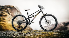 Steel Frame, 140mm Travel, Fun Angles - Cotic Launches the All-New Jeht