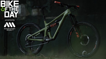 Bike of the Day: Yeti SB165