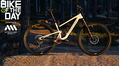 Bike of the Day: Santa Cruz Tallboy CC