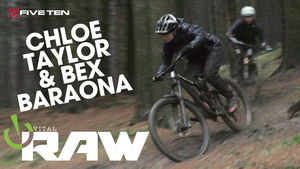 Bex Baraona and Chloe Taylor in the Slop! Vital RAW