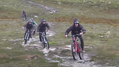 Adventuring Close to Home - Josh Bryceland and Co Rip the Scottish Highlands