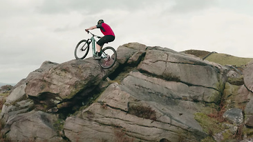 Chris Akrigg Raises the Bar on What an e-Bike Can Do - Full Force