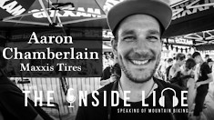 Maxxis Tires' Aaron Chamberlain - The Inside Line