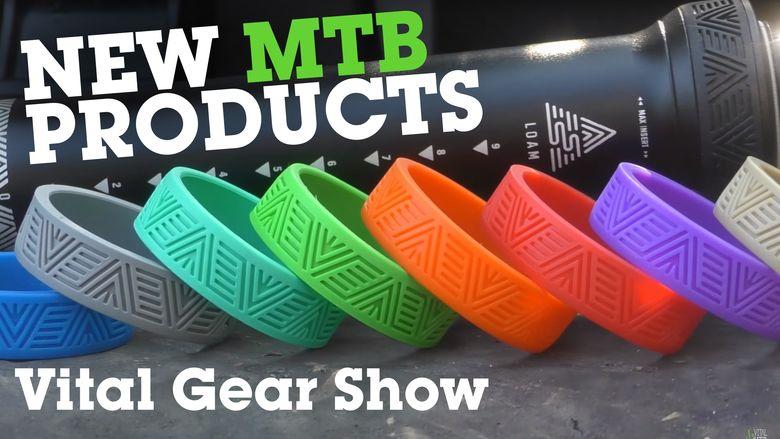 New Tools, Shoes, Dropper Posts and Helmets - Vital Gear Show