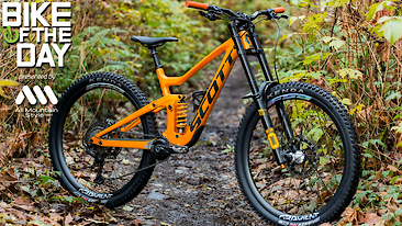 "Bike of the Day: Scott Ransom ""Downduro"""