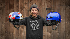 Meet Danny MacAskill's Signature Helmet, Courtesy of Endura