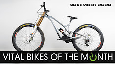 Vital Bikes of the Month, November 2020