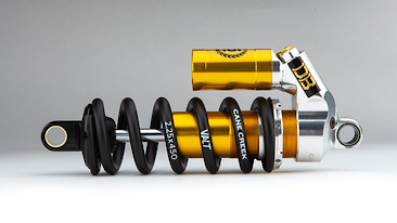 15 Years in the Making - Cane Creek's Heritage Double Barrel Shock