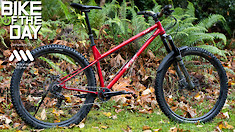 Bike of the Day: Kona Honzo ESD