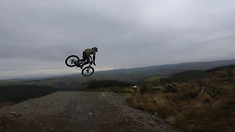Dyfi Bike Park Looks Awesome! Bernard Kerr Heads North to Enjoy the Atherton's Massive Undertaking