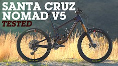 REVIEW - Go Anywhere, Do Anything - We Ride the 2021 Santa Cruz Nomad