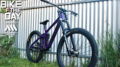 "Bike of the Day: Kona Operator ""Slope Edition"""
