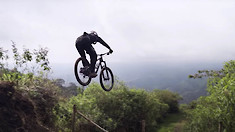 For the Betterment of the Community - Marcelo Gutierrez Digs Trails in Colombia