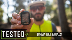 Small But Mighty: Garmin Edge 130 Plus