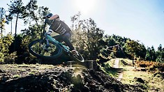 Testing the New Propain Downhill Bike with George Brannigan