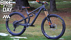Bike of the Day: Salsa Cassidy
