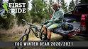 First Ride: Fox Fall/Winter Gear 2020/2021