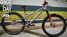 Bike of the Day: Sick Wulfbaron Ti