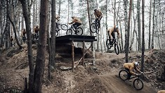 Avalanche of Tricks and World Firsts from Dawid Godziek and the NS Bikes Mafia