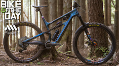 Bike of the Day: Cannondale Habit SE