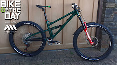 Bike of the Day: Marino Mullet FS 165