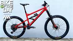 Bike of the Day: Nicolai G1