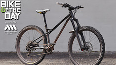 Bike of the Day: Commencal Meta HT CRMO