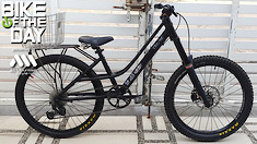 Bike of the Day: City DH Bike