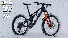 Bike of the Day: Santa Cruz 5010 V3