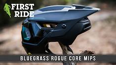 First Ride: Bluegrass Rogue Core MIPS Helmet