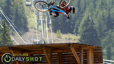 Claw at Crankworx '05 - Daily Shot