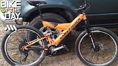 Bike of the Day: Gary Fisher Joshua F-3 1999